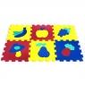 Puzzle piankowe Owoce (X-ART-1016B-6)