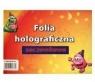Folia holograficzna A4 soczewkowa