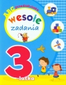 ABC przedszkolaka Wesołe zadania 3-latka