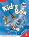 Kid's Box AmE 2 WB with CD-ROM Caroline Nixon, Michael Tomlinson