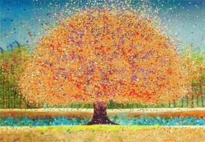 Karnet mini Drzewo Snów (14szt)