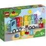 Lego Duplo: Ciężarówka z alfabetem (10915)Wiek: 18 mies.+