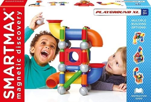 SmartMax XL plac zabaw - klocki magnetyczne