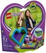 Lego Klocki Friends: Pudełko w kształcie serca Mii (41358)