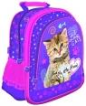 Plecak szkolny My little friend Kot