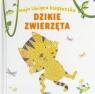 Moja lśniąca książeczka Dzikie zwierzęta