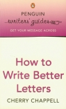 How to Write Better Letters Chappell Cherry