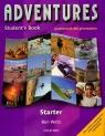 Adventures Starter Student's Book Gimnazjum Wetz Ben