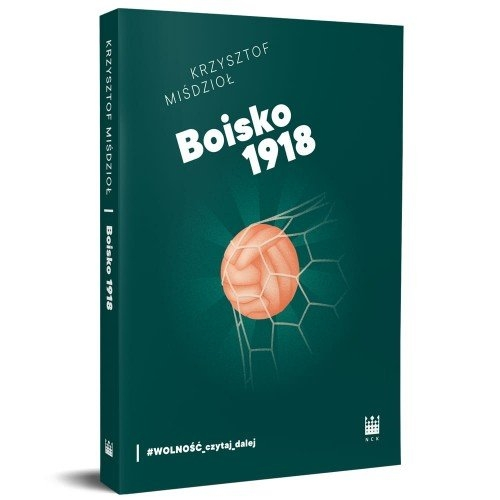 Boisko 1918 Krzysztof Miśdzioł