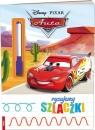 Disney/Pixar Auta. Rysujemy szlaczki