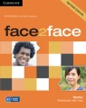 face2face Starter Workbook with Key Redston Chris, Cunningham Gillie