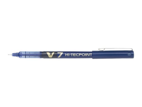 Cienkopis kulkowy Pilot Hi-Tecpoint V7 niebieski (BX-V7-L)
