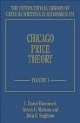 Chicago Price Theory S Medema
