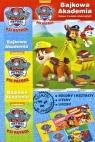 Bajkowa Akademia. Psi Patrol (3 książki)