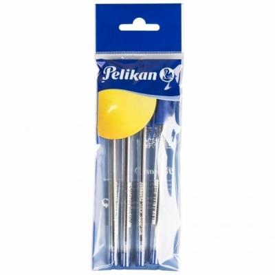 Długopis Stick Super Soft niebieski