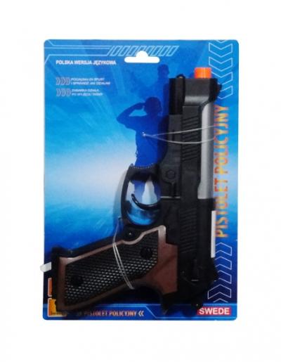 Pistolet z polskim modułem dźwiękowym