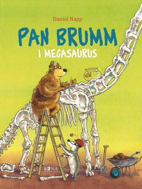 Pan Brumm Pan Brumm i Megasaurus Napp Daniel