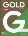 Gold B2 First New edition Coursebook Bell Jan, Thomas Amanda