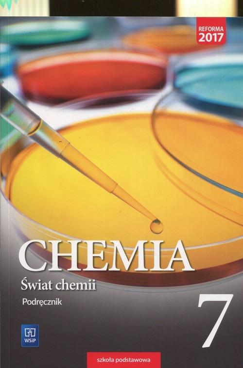 Świat chemii. Podręcznik. Klasa 7. Szkoła podstawowa Warchoł Anna, Danel Andrzej, Lewandowska Dorota