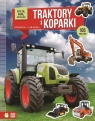 Uczę się bawię przyklejam Traktory i koparki