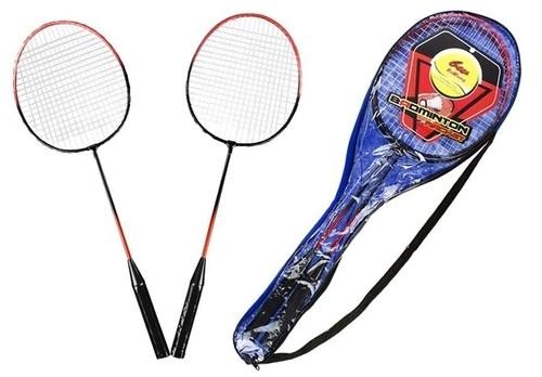 Zestaw do badmintona w pokrowcu