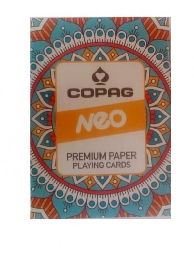 Karty do gry Copag Neo Culture CARTAMUNDI