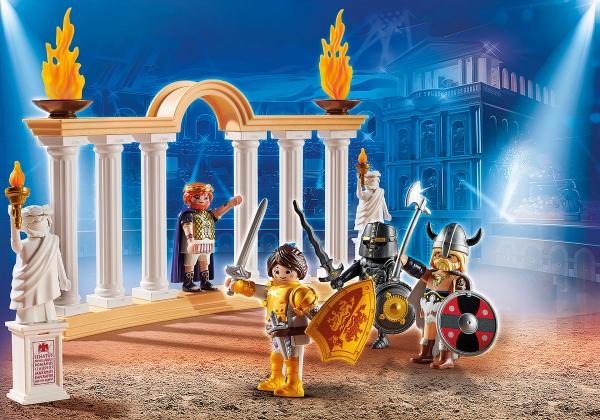 Playmobil: The Movie - Cesarz Maximus w Koloseum (70076)