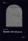 Memfis 728 rok p.n.e. Daniel Gazda