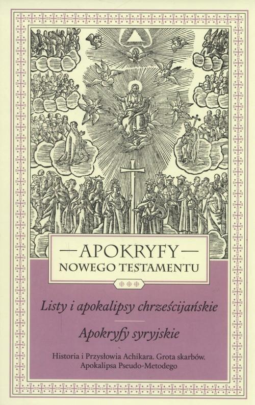 Apokryfy Nowego Testamentu Tom 3 Starowieyski Marek