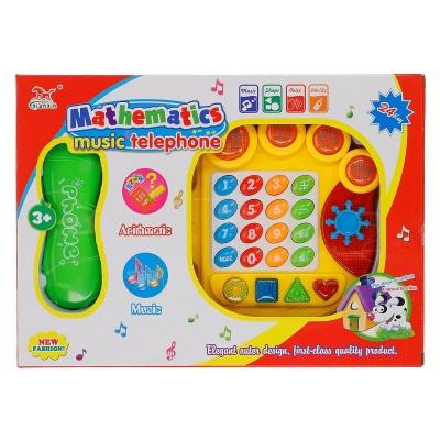 Telefon zabawkowy Adar NA BATERIE (165083)