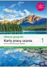 Oblicza geografii 1. Karty pracy ucznia dla liceum ogólnokształcącego i Katarzyna Maciążek