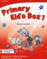 Primary Kid's Box 1 Zeszyt ćwiczeń