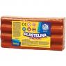 Plastelina Astra, 500 g - czerwona (303117006)