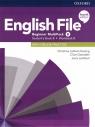 English File. Język angielski. Beginner Multipack B + online practice. praca zbiorowa