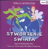 Biblia wierszem. 1 Stworzenie świata Pruszkowska-Kloc Olga