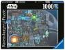 Puzzle 1000 elementów - Star Wars, Gdzie jest Wookie (139767)