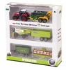 Zestaw maszyn rolniczych w pudełku (02476) mix