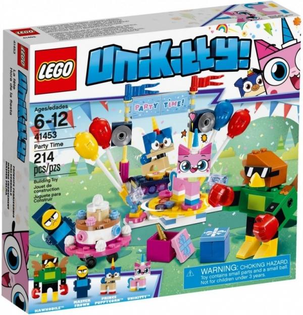 Lego Unikitty: Czas na imprezę (41453)