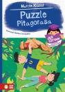 Już czytam. Zagadki matematyczne. Puzzle Pitagorasa