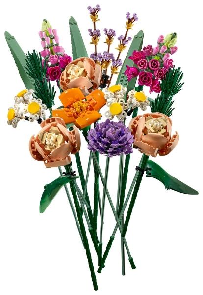 Lego Creator: Bukiet kwiatów (10280)