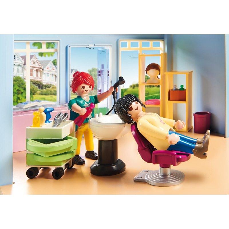 Playmobil City Life: Mój salon fryzjerski (70376)