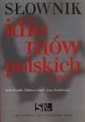 Słownik idiomów polskich PWN