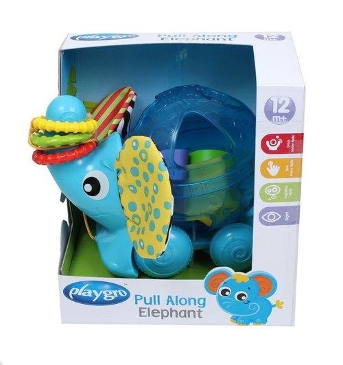 Playgro zabawka edukacyjna słoń