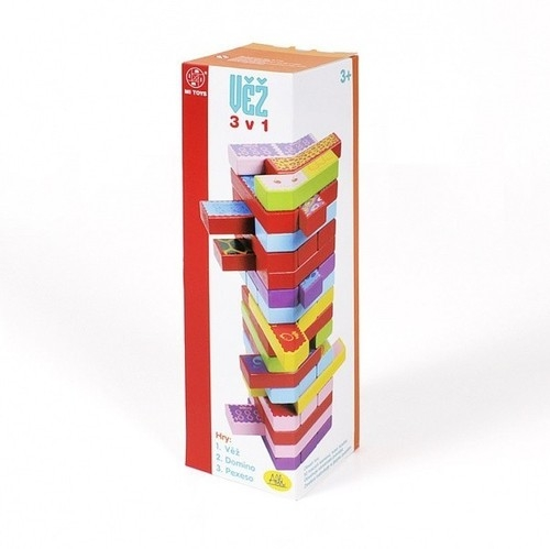 Wieża 3 w 1