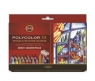 Kredki artystyczne Polycolor 24 kolory (3834)