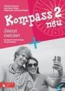 Kompass 2 neu Książka ćwiczeń do języka niemieckiego dla gimnazjum z płytą CD
