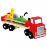 Ciężarówka ze zwierzętami Zestaw dla malucha (84076) od 3 lat
