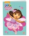 Dora poznaje świat Kolorowanka