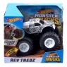 Pojazd Monster Trucks Rev Tredz Slinging Ink (FYJ71/FYJ75)