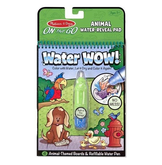 Kolorowanka Water Wow! - Zwierzęta (MD15376)